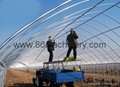 Agricultural Greenhouse Installation