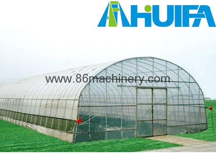 Easy Assemble Greenhouse Structure  1