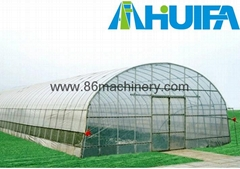 Easy Assemble Greenhouse Structure
