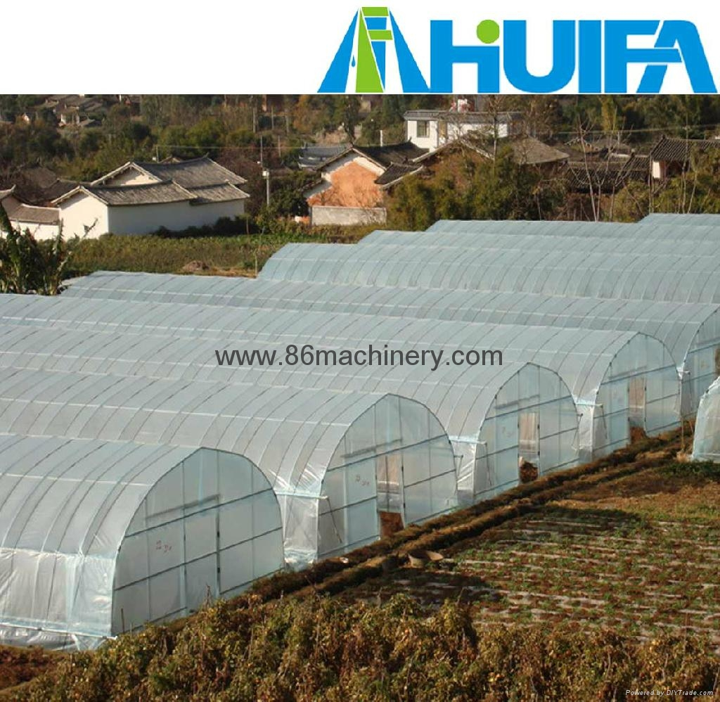 Agricultural Greenhouse Project/Design 1