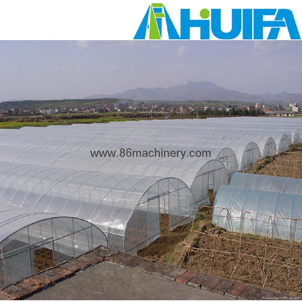 Agricultural Greenhouse Project/Design 2