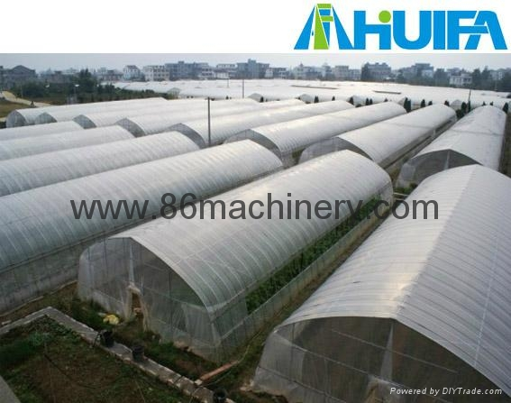Agricultural Greenhouse Project/Design 3