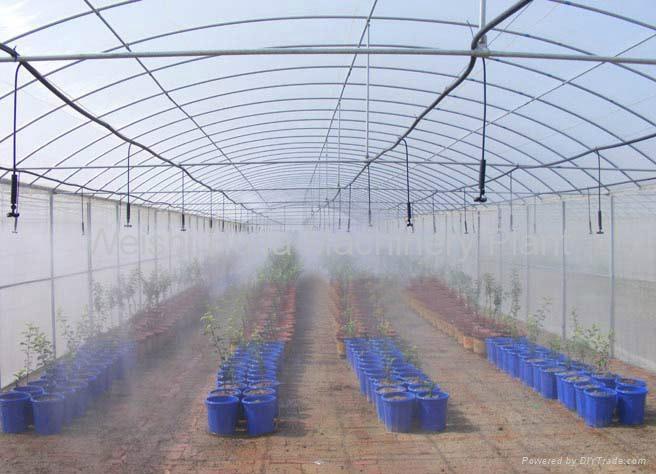 Greenhouse Irrigation System 1