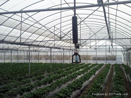 Greenhouse Irrigation System 2