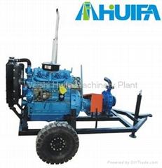 Irrigation Water Pump for Hose Reel Irrigator
