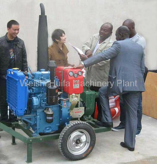 Farm Irrigation Machinery(Agricultural Watering Equipment) 3