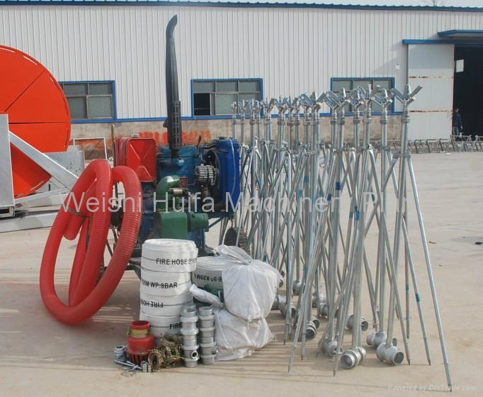 Farm Irrigation Machinery(Agricultural Watering Equipment) 1