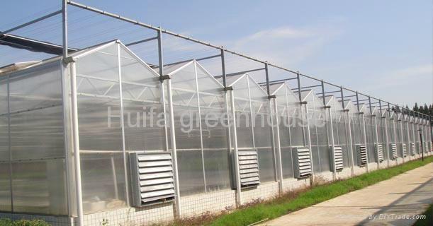 Pc Sheet Polycarbonate Greenhouse  2
