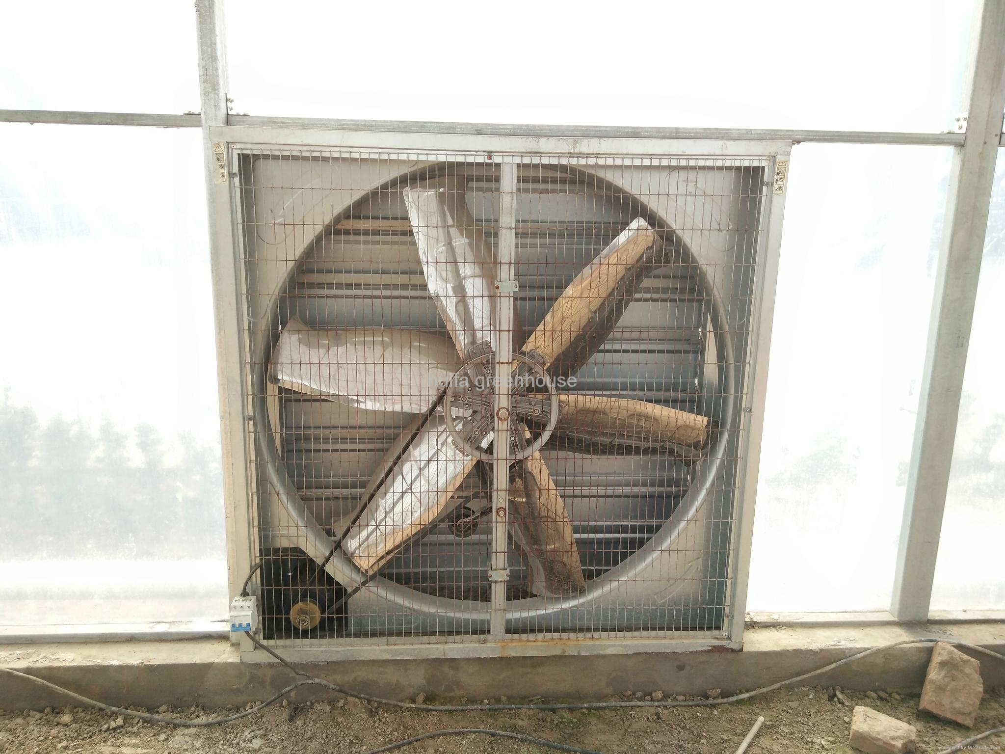 greenhouse cooling/exhaust/ventilation fan  4