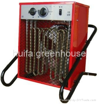 Greenhouse Electric Heating Fan 2
