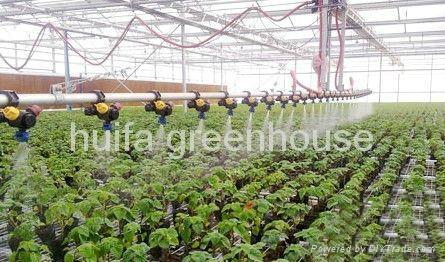 Greenhouse Micro Irrigation System 1