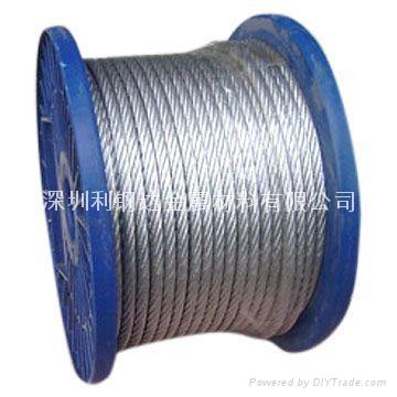 高品质不锈钢钢丝绳 2