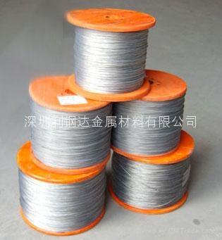 高品质不锈钢钢丝绳 3