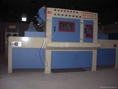输送式全自动喷砂机|平板件自动喷砂机|通过式自动喷砂流水线