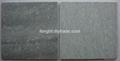 Gray/Grey quartzite tile(013)