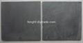 Natural slate-Black slate(018)