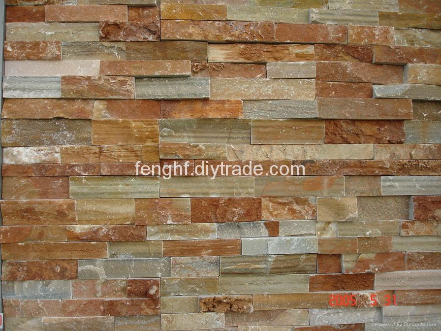 Culture stone,slate panel 2