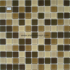 Crystal Glass Mosaic til