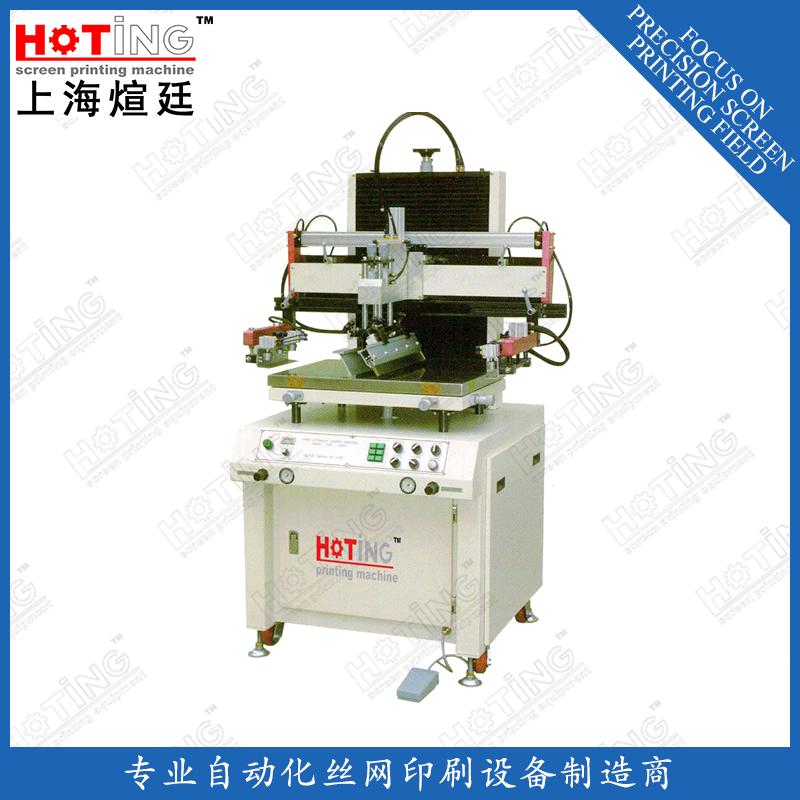 电动二柱横刮丝印机 2