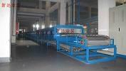 汽車零部件隧道加熱烘乾爐xytz-018
