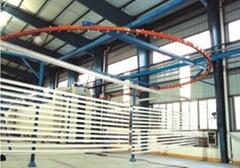 铝型材静电喷涂xytz-013