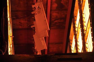 红外线烘干炉xytz-001 3