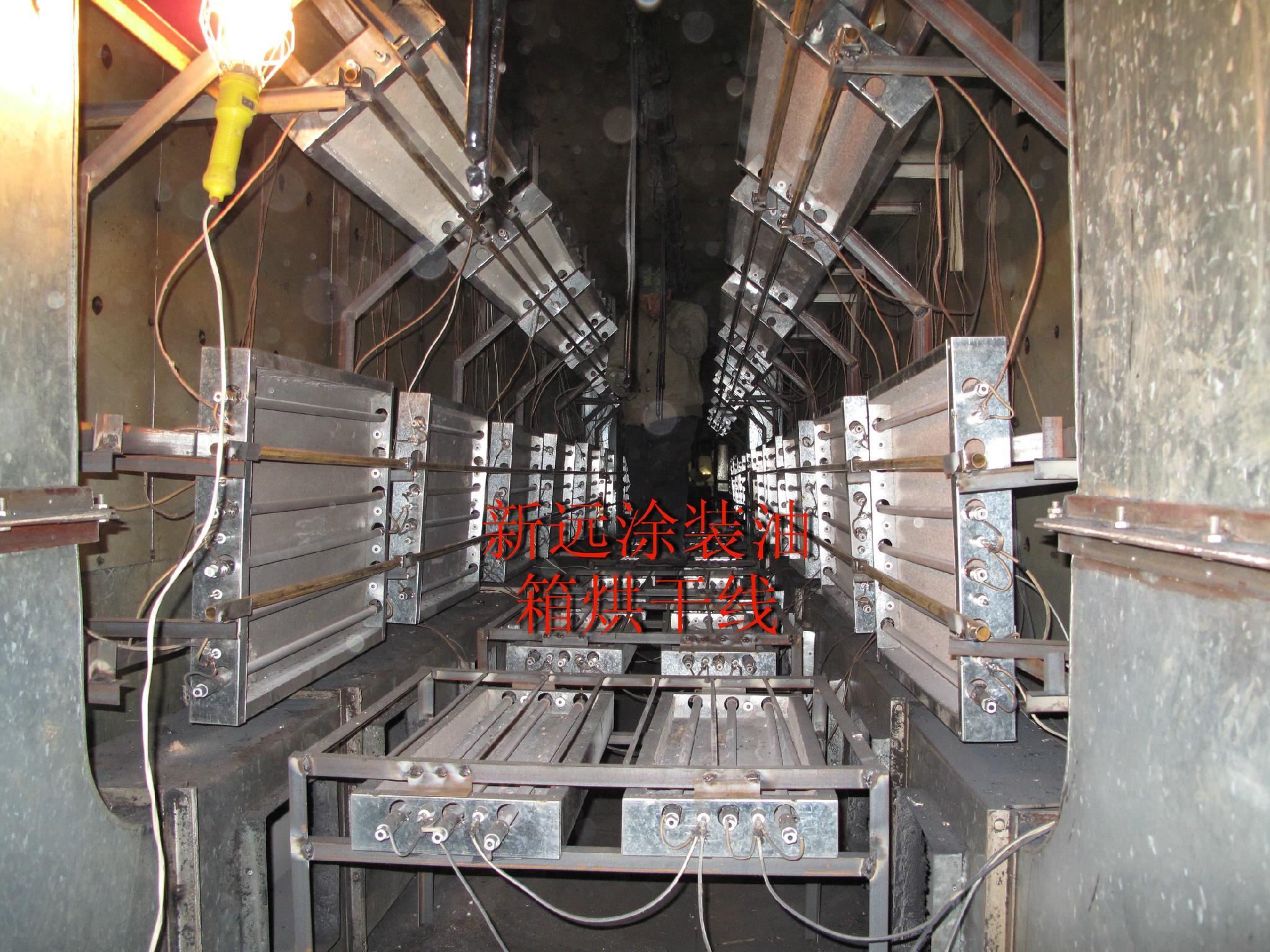遠紅外線油漆乾燥爐xytz-010 4