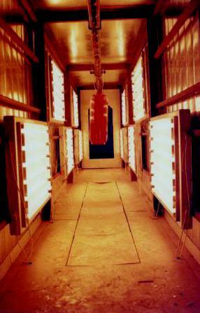 红外线烘干炉xytz-001 5