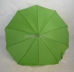 Leaf umbrella