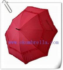 蕾絲花邊傘