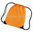 Drawstring bags Shopping bags
