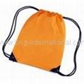 Drawstring bags Shopping bags