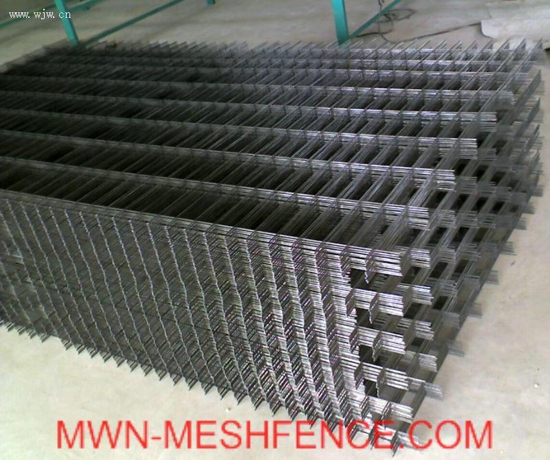 Mesh Fence Panel 1