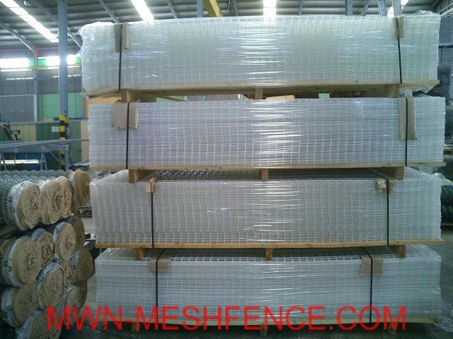 Mesh Fence Panel 3