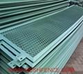 Mesh Fence Panel 5