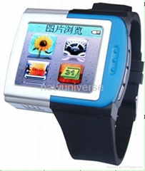 2011 Hot selling Watch MP4 Watch player