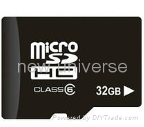 Promotion sell 32GB SDHC micro sd card,32GB kingston and sandisk micro sd card (Hot Product - 1*)