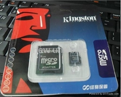 32GB Kingston Micro sd cards for Mobile phone/Cheaper Price  (Hot Product - 3*)