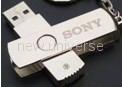 Promotional Gift Swivel Metal USB Flash Drives