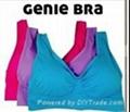 Hot sell Genie bra wireless vest girl
