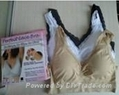 Hot sell genie  lace side bra