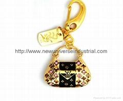 Jewelry LV bag usb flash drive