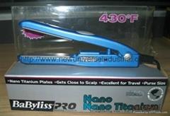 mini 1/2 inch hair iron