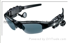Stereo Bluetooth mp3 glasses