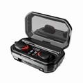 M15 Bluetooth headset binaural sports digital display TWS wireless Bluetooth