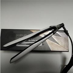 GHD Platinum Plus straightener straight splint perm curler