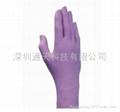 金佰利紫色加長丁腈手套