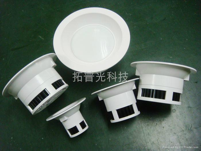 深圳LED聚光防火筒灯 2