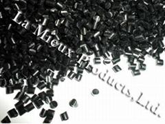 進口法國Bostik電子熱熔膠 黑色顆粒