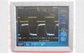 單片機控制的總線型彩色晶顯示模